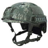 base jumping - Airsoft paintball Fast BJ Base Jump Standard version Helmet military Tactics helmet Climbing helmet