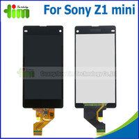 best mini bar - 1 Best Quality For Sony Xperia Z1 Mini Compact D5503 LCD Display Touch Screen Digitizer Assembly timtechnology01