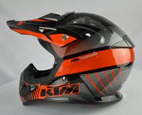 achat en gros de xxl casques de moto-Les casques 2016 nouveau STYLE KTM Casque de moto motocross Casque vélomoteur casque / de course / chevalier hors route casques / casques de vélo