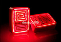 Wholesale Jeep Wrangler Replacement Tail Light Assembly JK LED Tail Assemblies Brake Reverse Backup Turn Signal Light