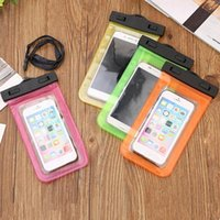 bags ect - Cell phone waterproof bag universal waterproof phone pouch case for iphone samsung HTC LG nokia ect mobile phone