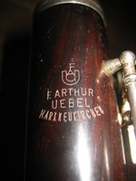 alto clarinets - Elegant wooden alto clarinet