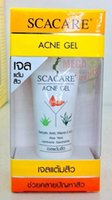 aloe e treatment - SCACARE ACNE GEL Treatment Aloe Vera Salicylic Acid Vitamin C E Anti Acne g