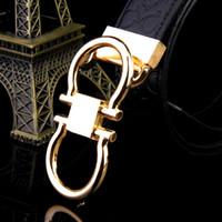 Wholesale Latest designer belts men high quality mens belts luxury Big buckle men designer leather belt men Woman Belt
