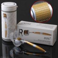 Wholesale PC ZGTS Titanium Derma Micro Needle Roller Face Body Skin Beauty Care
