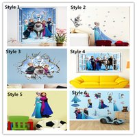 arts themes - Cartoon Film Movie Theme Wall Stickers for Kids Rooms Living Room Home Decor Wall Decor Decoration Mural Art
