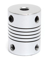 Wholesale 3D printer Stepper Motor Flexible Coupler Resilient shaft couplings pce Inner diameter mm mm Length mm hot sell product motor coupling