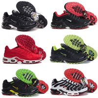 Cheap The 60 Color (1- 6) Colour maxes 2016 Tn Mens Running Shoes Quality AirmaxesTn Runs Shoes Free Shipping Kids shoes 40-46