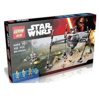 Wholesale LEPIN Star Wars Homing Spider Building Block Starwars Droid Yoda Master Minifigures Building Block Christmas Gifts Toys