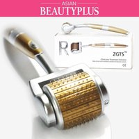 Wholesale Derma Needle Skin Roller Microneedle Cellulite Anti Aging Age Pores Refine Micro Needle Titanium Derma Roller Skin Care Anti Ageing Cellulit