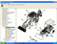 automotive catalogs - John Deere CCE Turm Utility Parts catalogs