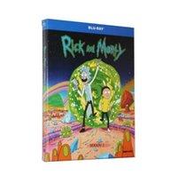 Wholesale Rick and Morty Blu ray Season The First st Season BD Disc Set US Version Boxset New