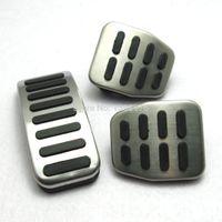 Wholesale Fuel Clutch Brake Gas MT Pedals for VW Golf Jetta MK4 Bora Polo Beetle