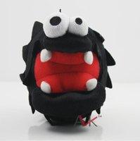 aquatic articles - Super Mario SuperMario Mario game series black sticklebacks chorodon plush dolls furnishing articles T5149