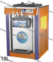 Wholesale L Flozen Yogurt Countertop Commercial v Hz v Hz Electric Flavor Soft Ice Cream Machine Maker