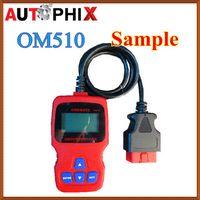 Wholesale AUTOPHIX OM510 OBD II OBD2 EOBD Code Reader Scan Tools diagnostics tool For Engine system multilingual full function