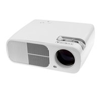 ansi projector - BL Mini LED Portable Projector HDMI P Full HD LCD Projectors ANSI Lumens Home Theater TV Multi Media Player for Tablet Laptop