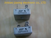 Wholesale KBPC5010 Bridge Rectifiers DIODE A V DIP High quality new and original