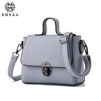 doctor bag - SHYAA New Small Women Bag Ladies Handbag Tide Small Fresh Fashion Shoulder Bag Women Messenger Bag