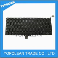 Wholesale New German Keyboard For Unibody Macbook Pro quot A1278 MB990 MC374 MB466 Year