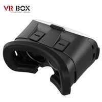 Wholesale Head Mount Plastic VR BOX Version VR Virtual Reality Glasses Google Cardboard d Game Movie for quot quot Smart Phone