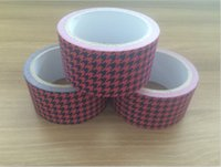 Wholesale 10m mm Kraft Paper Adhesive Tape Multifunction seal sticker for handmade product