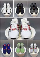 Wholesale Originals EQT Running Support OG perfect quality man and woman running shoes Mix order accept size eur