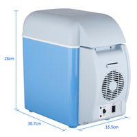 Wholesale Mini Car Refrigerator for Ford V Thermoelectric Cooling and Warmingfor Long Journey high quality