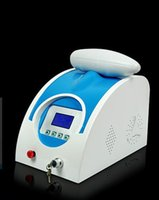 Prix de machine laser pour l'enlèvement de tatouage portable couleur bleue yag laser Rejuvi détatouage