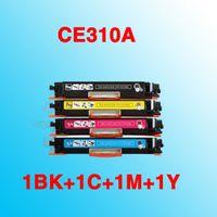 Wholesale CE310A color toner cartridge compatible for Color LaserJet Pro CP1025 NW Pro MFP M175A M175NW A