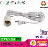 american power cord - IQ lamp cords chandelier wire lampshade wire power cord wire power cord V European and American UL Power Cord Foot