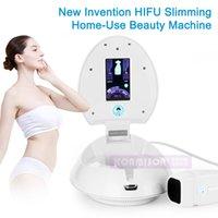 Wholesale Portable supersonic hifu slimming body shaping machine liposonix beauty equipment