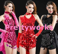 Wholesale Latin Dance Dress Professional Latin Dress Samba Dance Latin Salsa Dresses Dance Costumes Clothes J