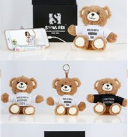 bear bank - New Cute Bear Power Bank mAh general charger portable mobile power Plush doll ornaments