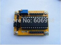 ads electronics - ADC0809 Module AD Converter Channel Parallel Digital Voltmeter Analog Digital Conversion Module Other Electronic Components