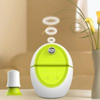 Wholesale 330ML Auto Smoke Ring Essential Oil Aromatherapy Diffuser Air Humidifier Air Purifier for Kids Home Office CAST VC80A