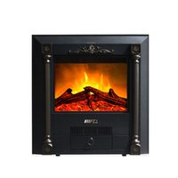 electric fireplace - household heater electric fireplace heating electric fireplace decorative fireplace with