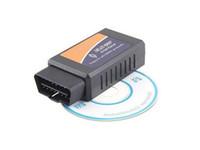Wholesale Bluetooth ELM327 On Android Torque elm327 OBD2 ELM Interface OBDII OBD II Auto Car Diagnostic Scanner Tool OBDII