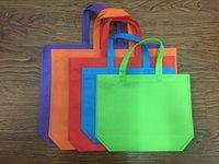 Wholesale 2016 new ordinary side bottom no non woven bag can print LOGO