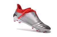Wholesale 2016 the latest men shoes chaos accelerator super X speed of light series of PureChaos soccer shoes football boots