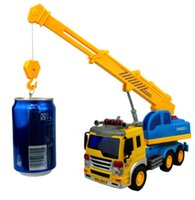 toy crane - Details about Engineering Crane Truck Hook Inertial Plastic Car Model Children Vehicles Toys