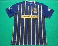 Wholesale DHL shipping Rosario Central soccer football Jersey thai quality Rosario Central home away shirt soccer football jersey