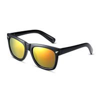 big eye optics - 2016 Classic Eyeglasses Women s Sunglasses Sports Outdoor Optic UV Protection Mirror Sun glasses Big Frame with Box YJMH036