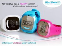 baby tracking device - UPro P5 GPS WIFI Smart Intelligent Kids Watch Tracking Device Tracking Smart Watch for Kids Baby or Pet