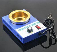 Wholesale Furnace Baptist tin stoves Tak high stepless temperature lead free solder titanium small tin melting furnace W