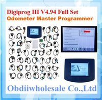 auto correct - Digiprog V4 Mileage Correct Auto Mileage Programming odometer adjust Digiprog III V4 digiprog with all adapters