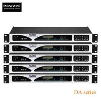 Wholesale DA POWAVESOUND power amplifier W ohm U high lightweight digital speaker power amplifier
