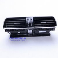 Wholesale OEM For VW Passat B6 B7L CC R36 Black Chrome Air Vent Car Conditioned Air Vent Valve Nozzle AD A