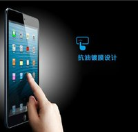 Wholesale Applicable to Apple ipad air2 tempered glass film Tablet PC high definition anti fingerprint protection film
