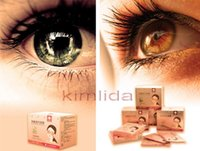 Wholesale Eyes Care Steam Eye Mask Eye Warmer Patch pieces box Cure Dark Circle Whitening Face with jasmine Smell chrismas gifts